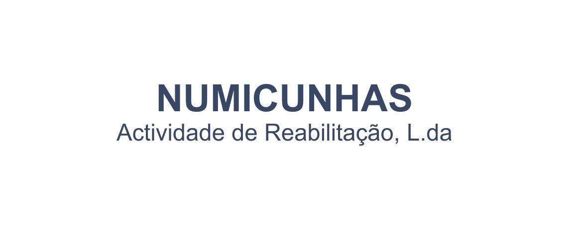 NUMICUNHAS – Actividade de Reabilitação, L.da